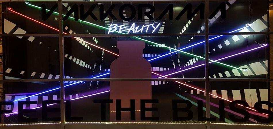 Beauty Neon Tabela