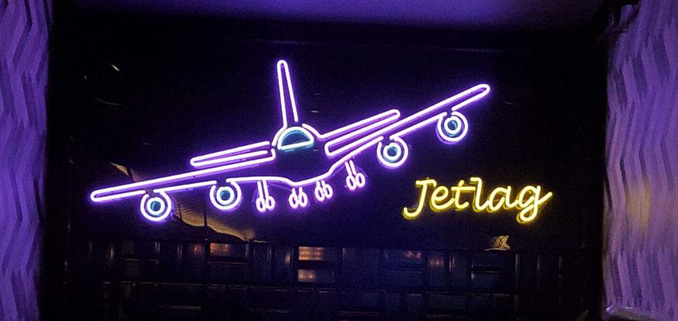 Jetlag Neon  İç Mekan Aydınlatma